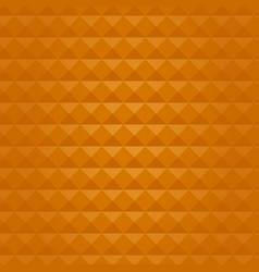 gold mosaic seamless abstract background vector image