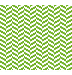 seamless green herringbone pattern backdrop vector image