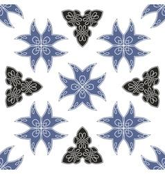 Set of beautiful Celtic patterns vector