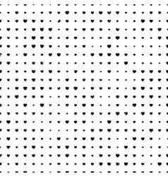 Heart Seamless Grunge vector image vector image