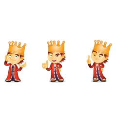 King 2 vector image vector image