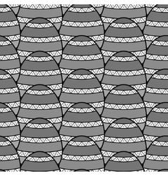 tile striped pattern vector image vector image