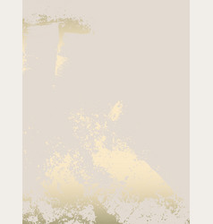 trendy blush pink gold feminine pastel texture vector image