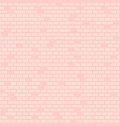 brick wall pink background wallpaper design vector image