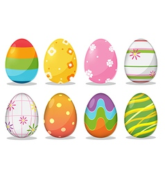 Easter Egg Festival Holiday vector image