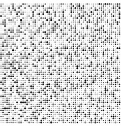 Mosaic monochrome texture abstract background vector