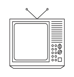 TV20 resize vector image