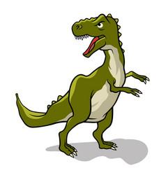 dinosaur 003 vector image