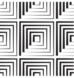 abstract seamless pattern with rhombus vector image