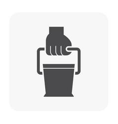 gardening tool icon vector image