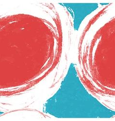 Seamless abstract art pattern vector