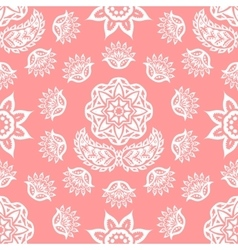 Seamless Paisley Ornament4 vector image