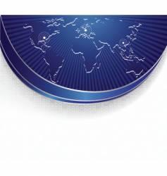 World header vector