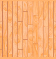 Beige realistic wooden boards with texture vector