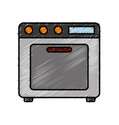home appliances design vector image
