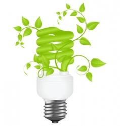 power saving vector image vector image