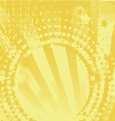 abstract background circus vector image vector image