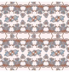 ornament classic vector image