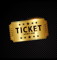 Tickets and coupons templates vector