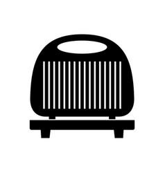 waffle-iron vector image vector image