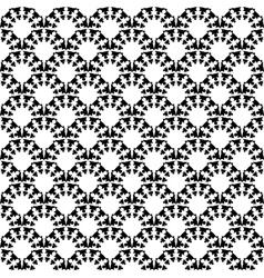 Design seamless decorative trellis pattern vector