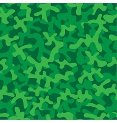 Forest green camouflage texture vector