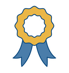 Medal icon image vector