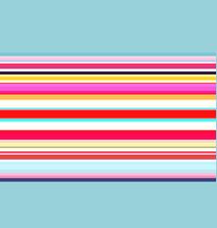 Color lines textile background colorful stripes vector