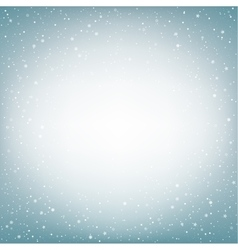 Light blue snow background vector image