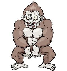 Monkey Monster vector