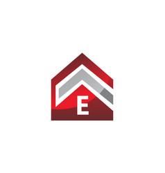 Real estate initial e vector