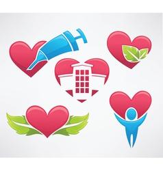 my health in my hands vector image