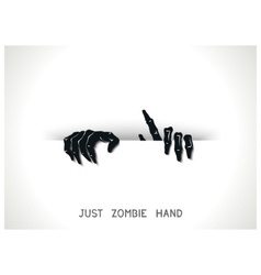 Just zombie hands from the slit vector image