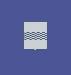 Basilicata flag vector