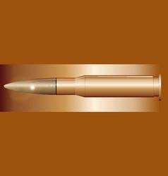 bullet vector image