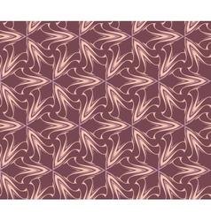 ethnic modern geometric seamless pattern vector image vector image