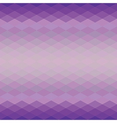 seamless texture of triangles purple vector image
