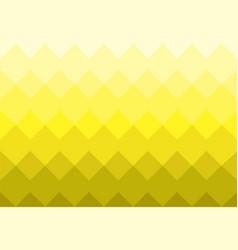 square mosaic background corner design vector image