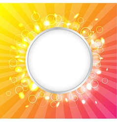 Color Design Template vector image vector image