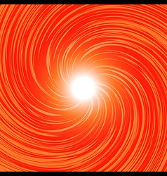 Abstract Cyclone Background Red vector