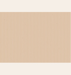 Cardboard background in relistic style vector