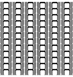 Design seamless vertical geometric pattern vector