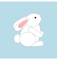 Rabbit Bunny Icon vector