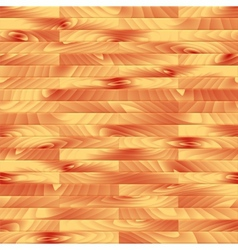 Seamless wood plank vector image