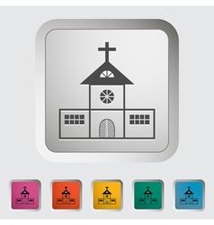 Church 2 vector image
