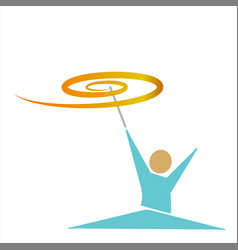 ballet from collection the sports vector image