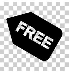 Free sticker icon vector