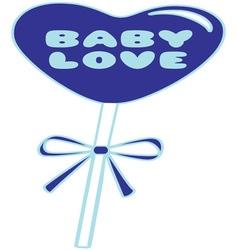 Baby Love vector