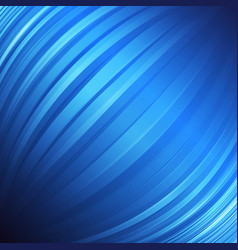 spheric abstract blue background image vector image vector image