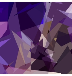 Purple Triangle Abstract Background vector image